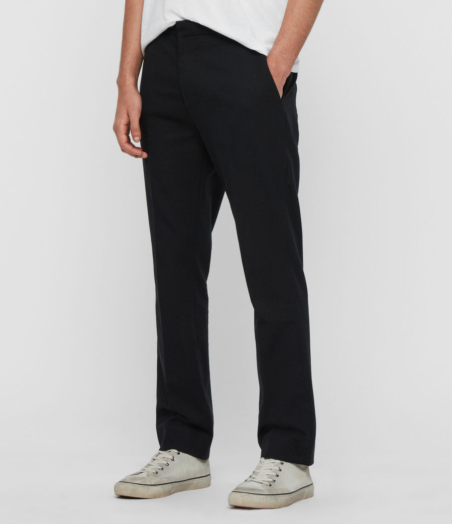Mens Alba Pants (black) - Image 4