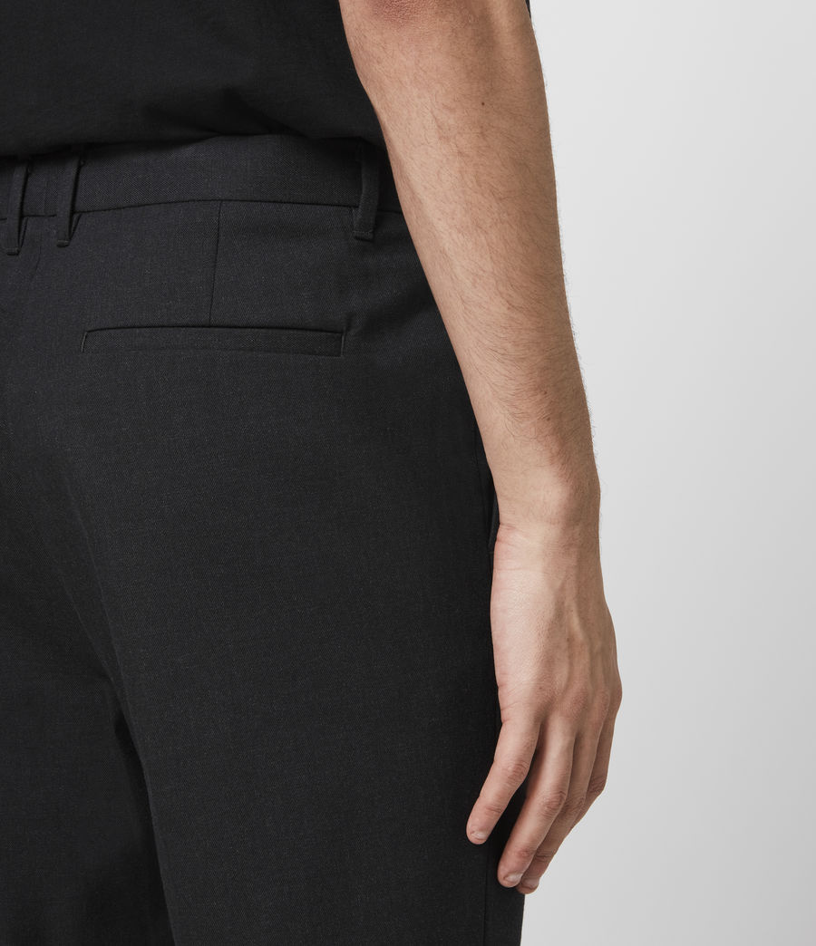 Men's Tallis Trousers (charcoal) - Image 5