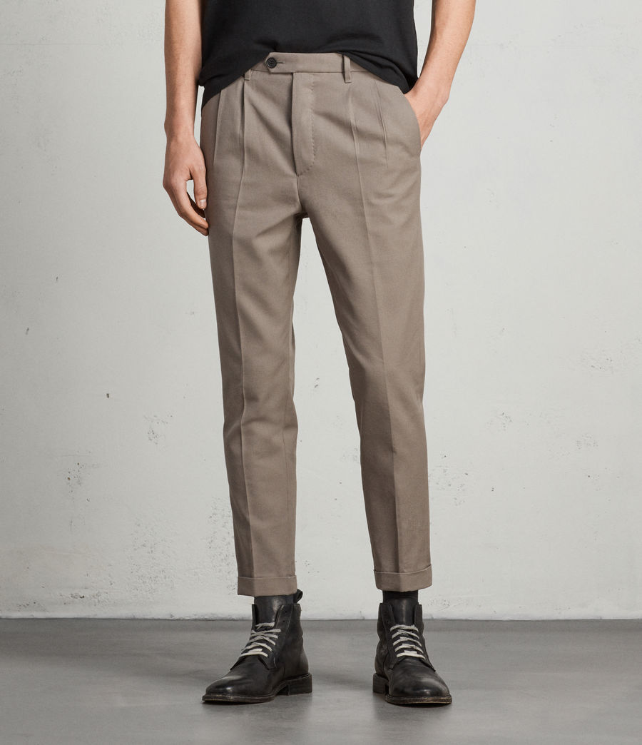 Men's Tallis Trouser (soft_khaki_green) - Image 1