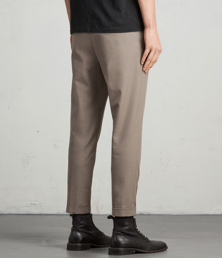 Men's Tallis Trouser (soft_khaki_green) - Image 4