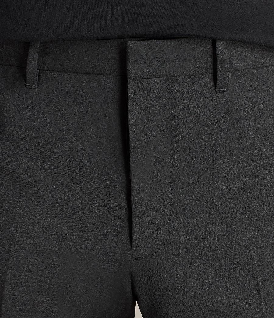 Hombres Pantalones Vernon (charcoal_grey) - Image 2