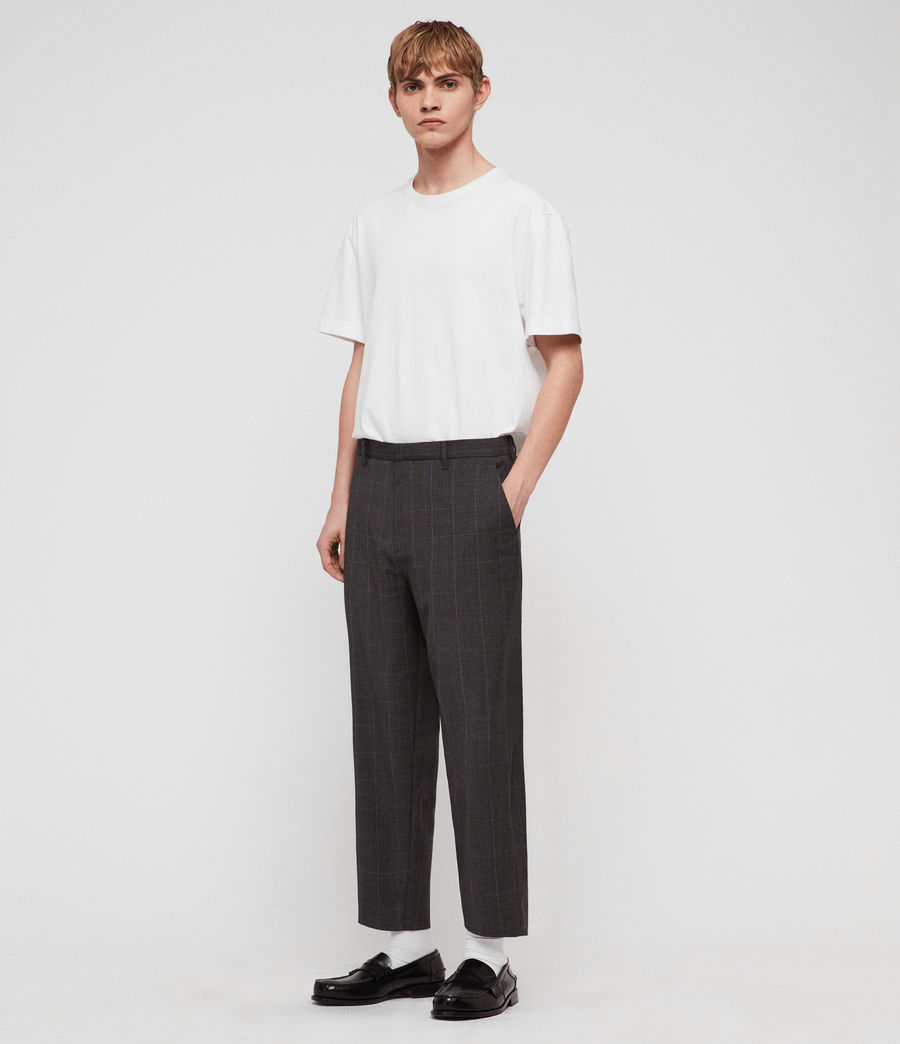 Men's Ante Trousers (grey) - Image 3