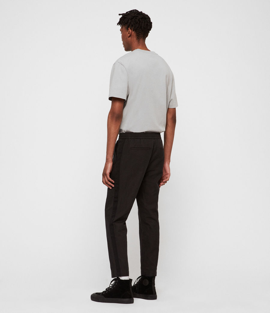 Hommes Pantalon Bellew (washed_black) - Image 5