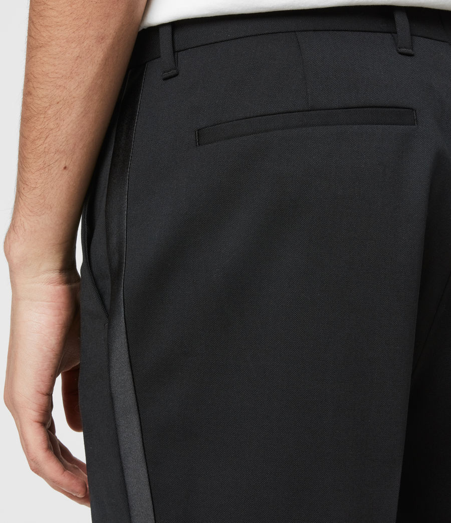 Mens Fulbeck Pants (black) - Image 2