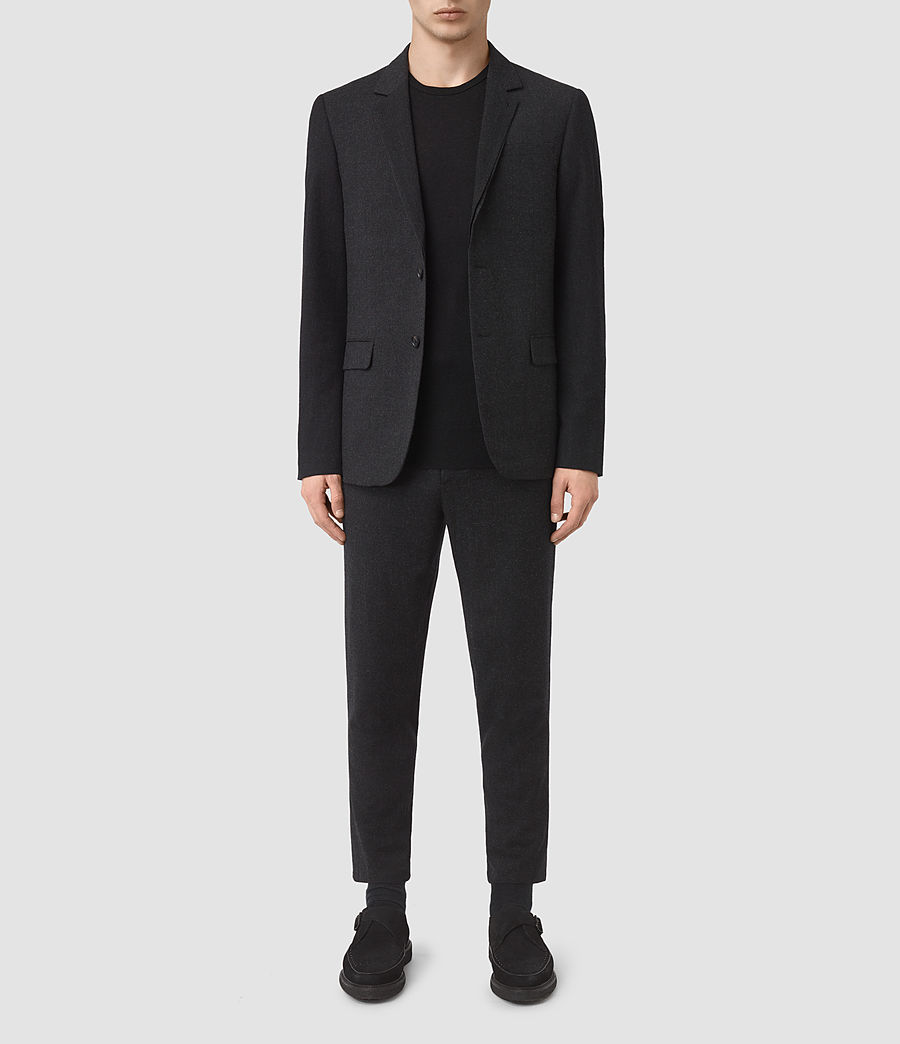 Men's Irving Blazer (black) - Image 1