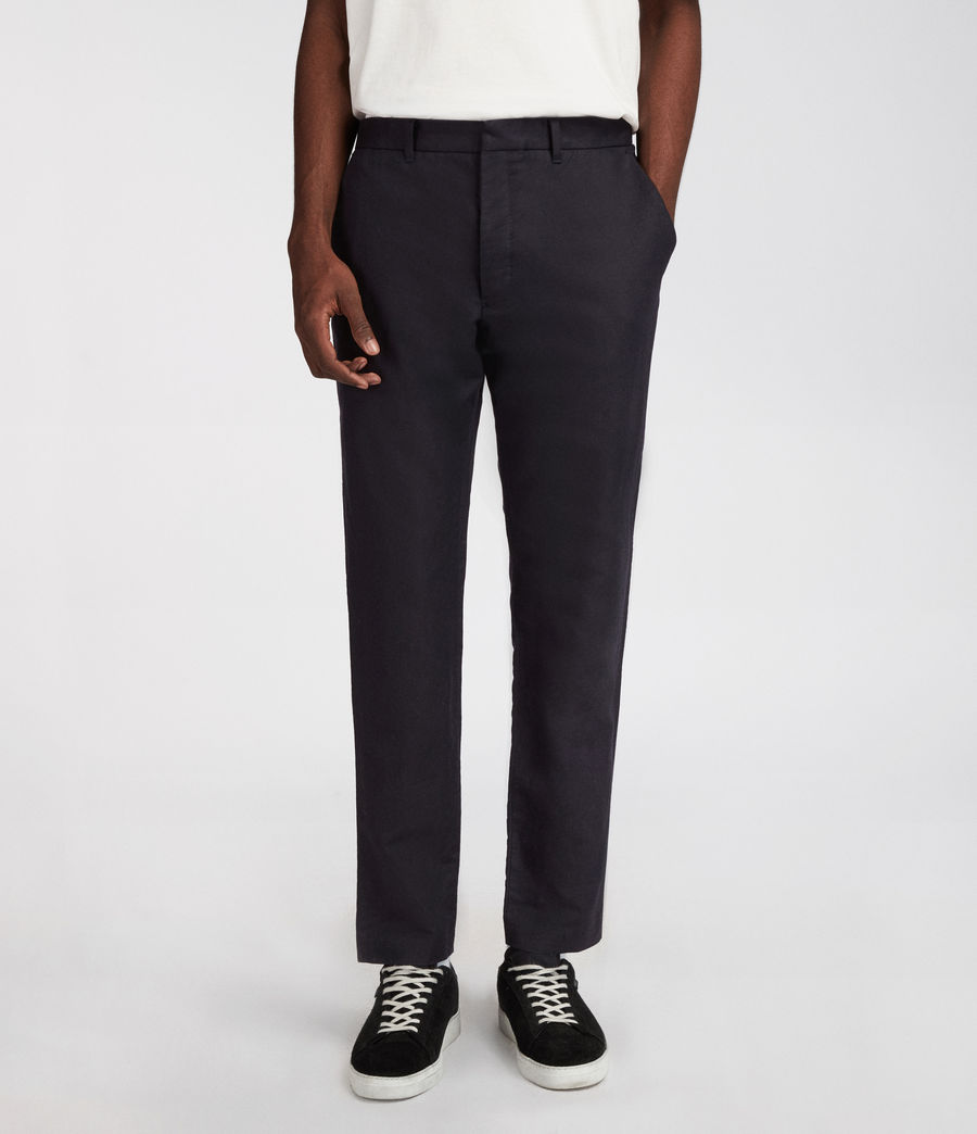 Men's Peyton Trouser (ink_navy) - Image 1