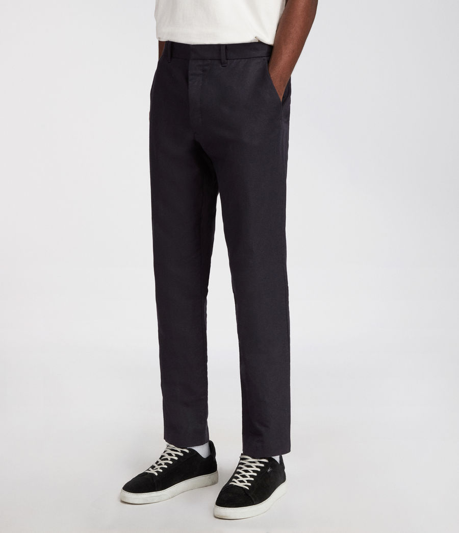 Men's Peyton Trouser (ink_navy) - Image 4