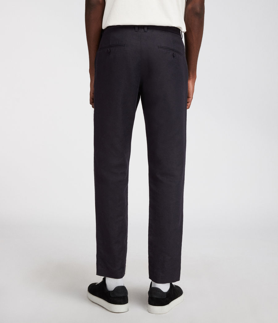 Men's Peyton Trouser (ink_navy) - Image 5