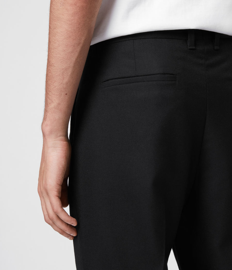 Men's Lanark Trousers (black) - Image 6
