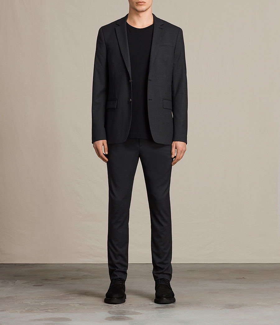 Hommes Blazer Gale (charcoal_grey) - Image 3