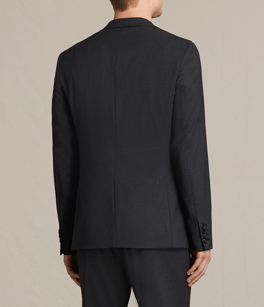 Hommes Blazer Gale (charcoal_grey) - Image 5