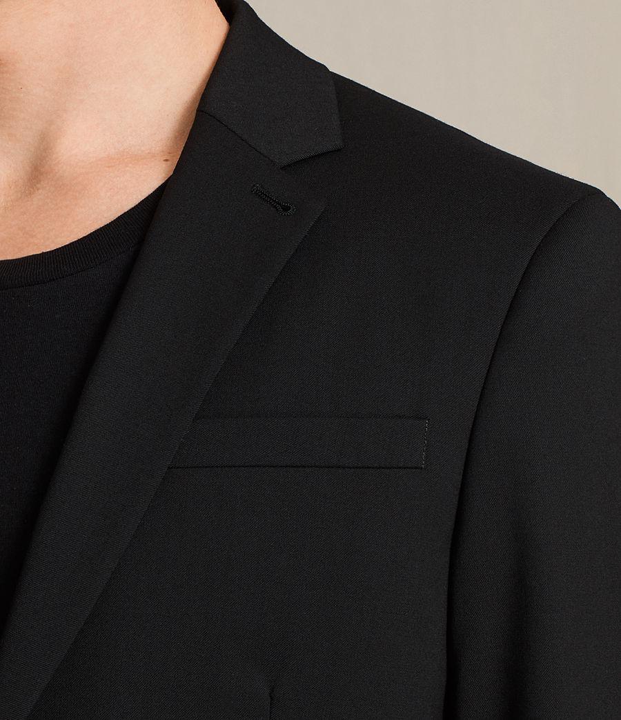 Uomo Blazer Gale (black) - Image 2