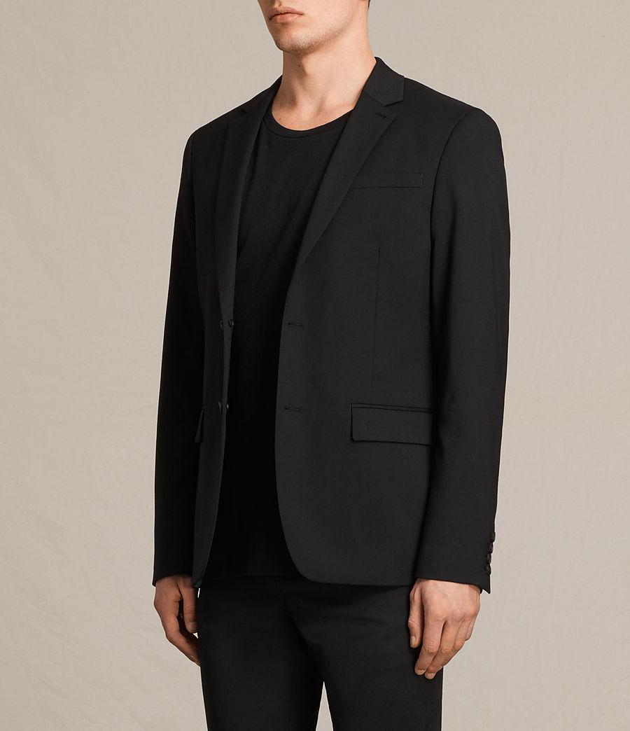 Uomo Blazer Gale (black) - Image 4