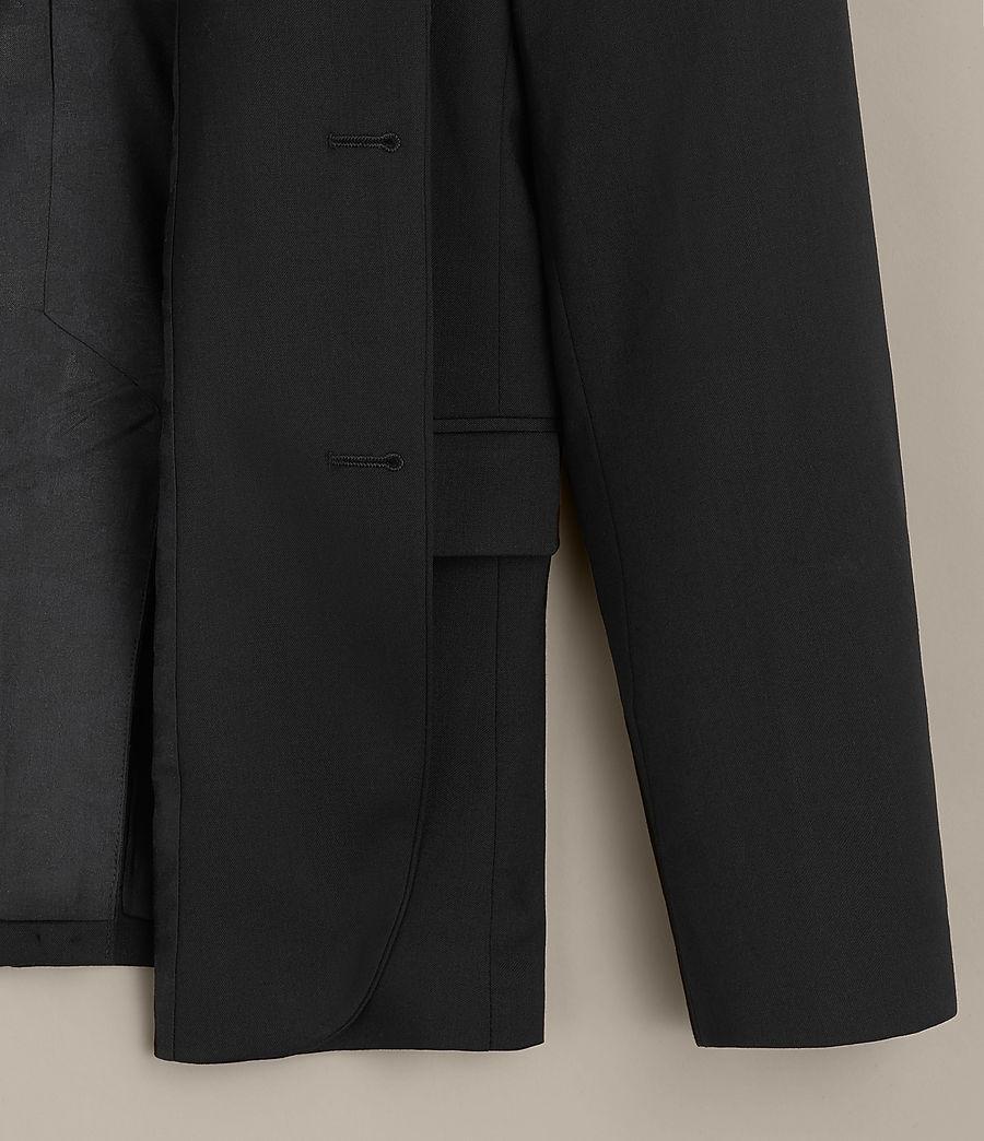 Uomo Blazer Gale (black) - Image 7