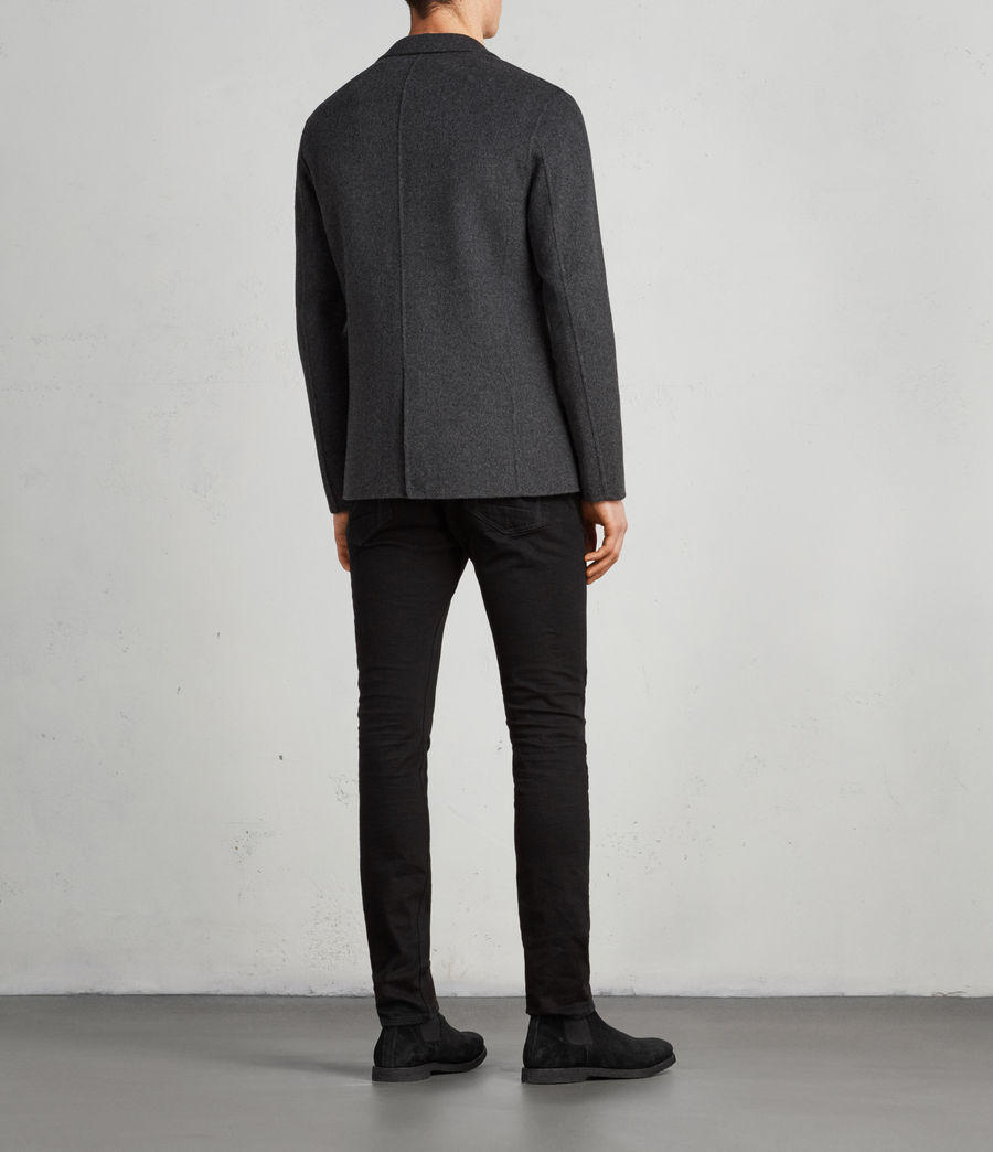 Men's Ferme Blazer (charcoal) - Image 5