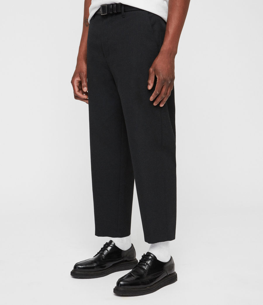 Men's Miro Trousers (charcoal_grey) - Image 3