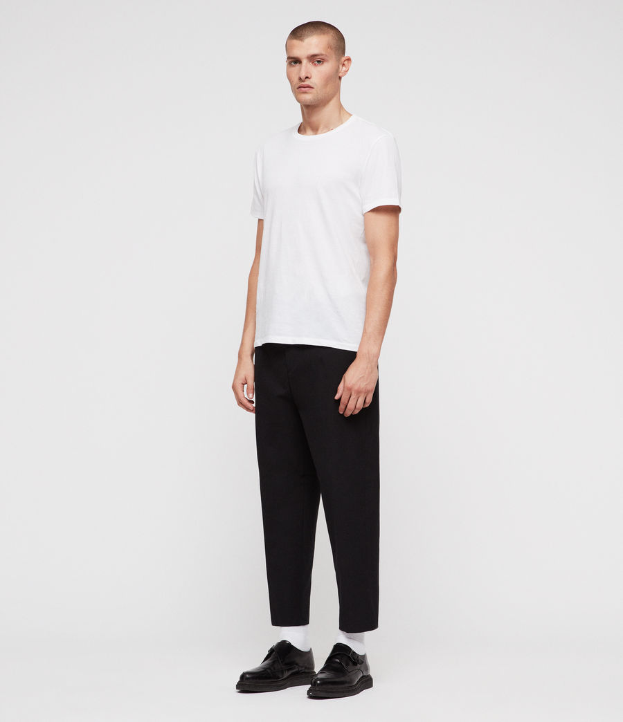 Men's Miro Trousers (black) - Image 4
