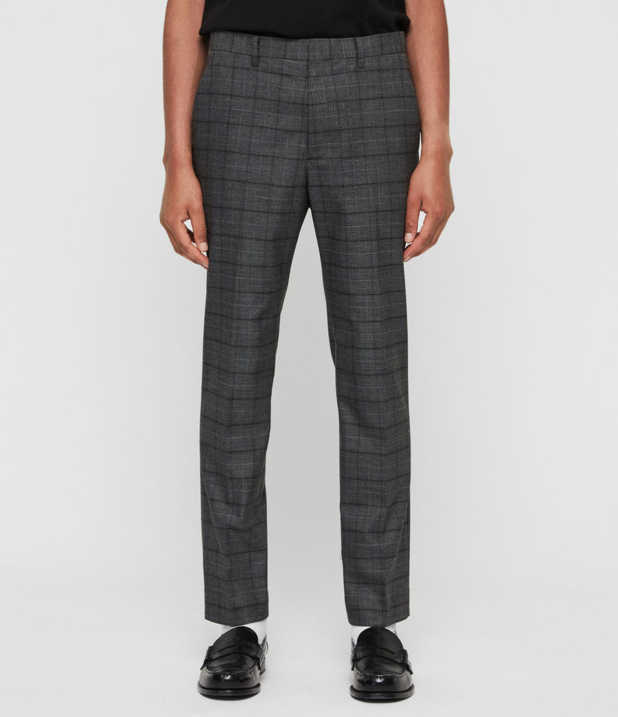 Hommes Pantalon Rathbone (grey) - Image 1