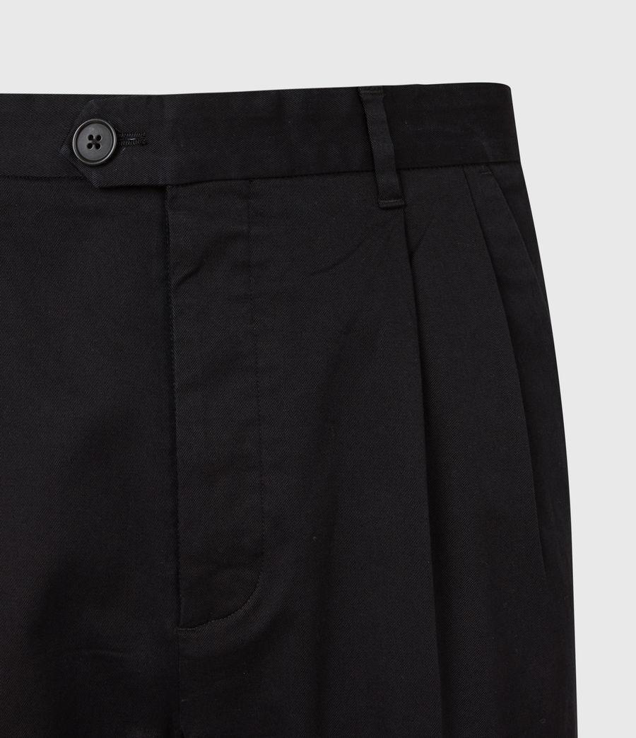 Mens Javan Cropped Slim Pants (ink) - Image 4