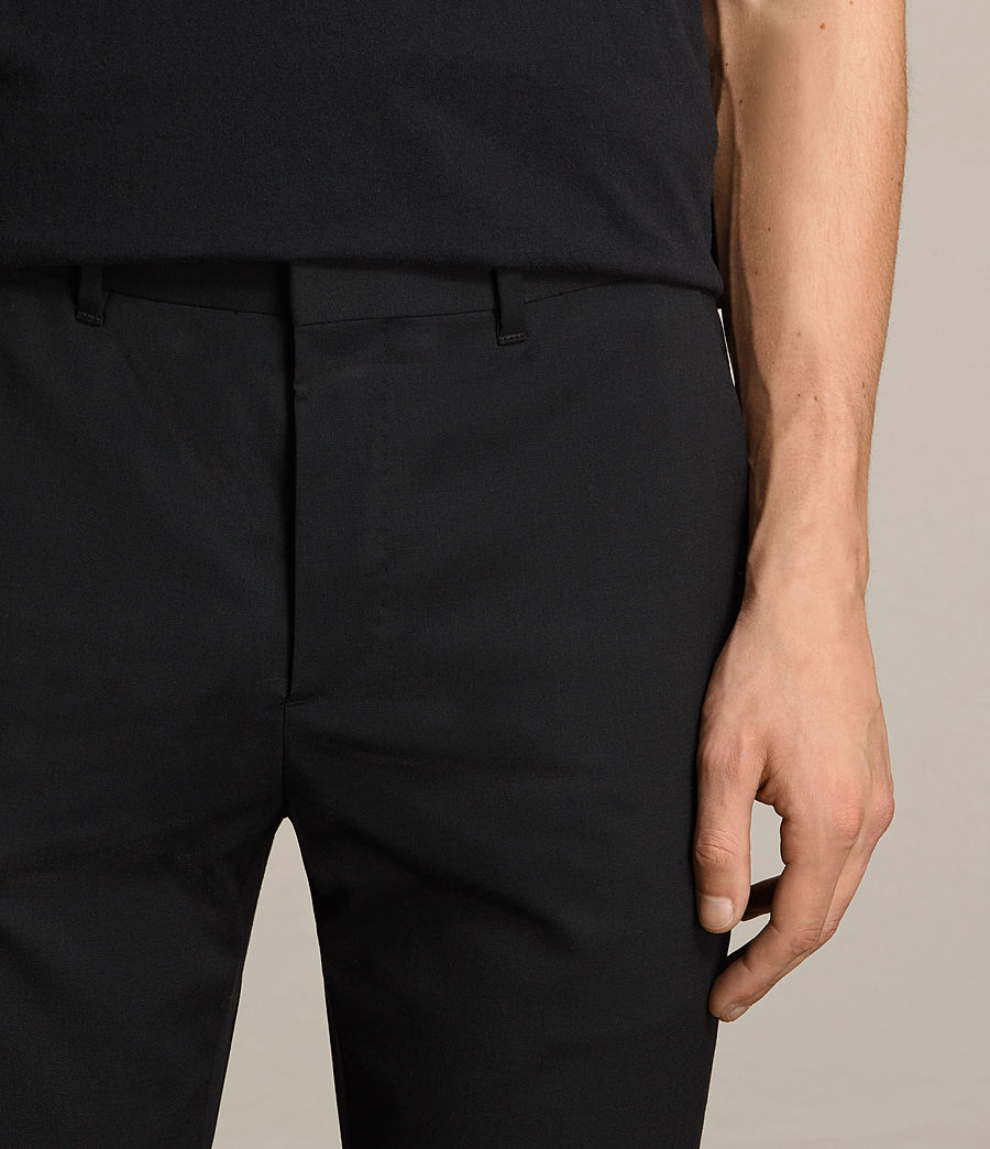 Hommes Pantalon Gale (black) - Image 2