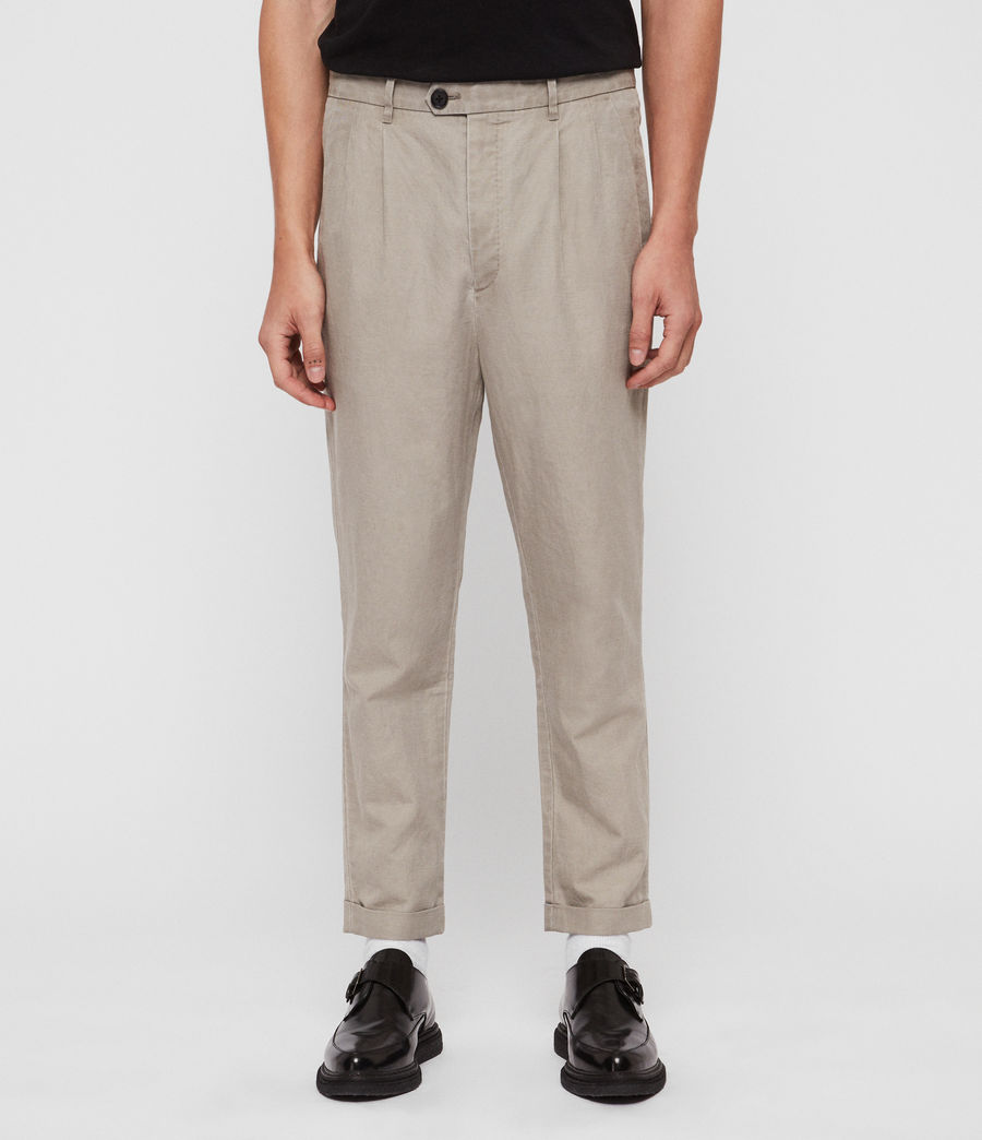 Mens Drayson Pants (sutro_grey) - Image 1