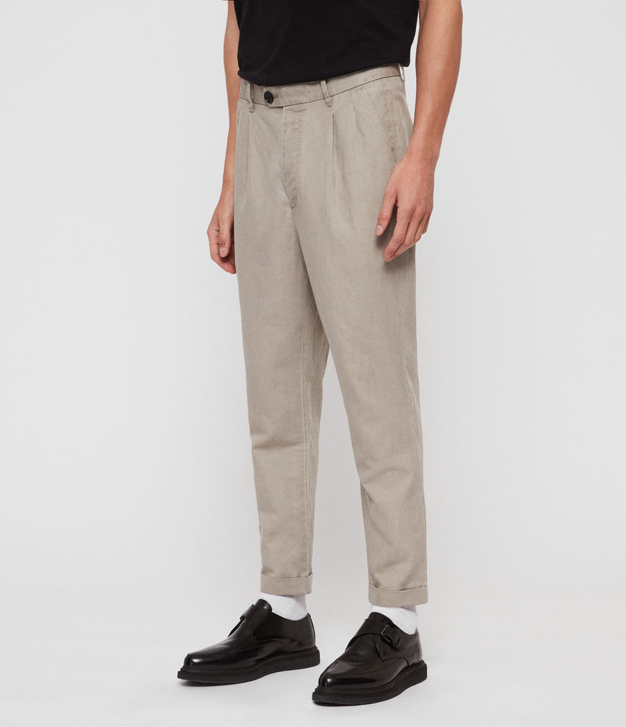 Mens Drayson Pants (sutro_grey) - Image 4