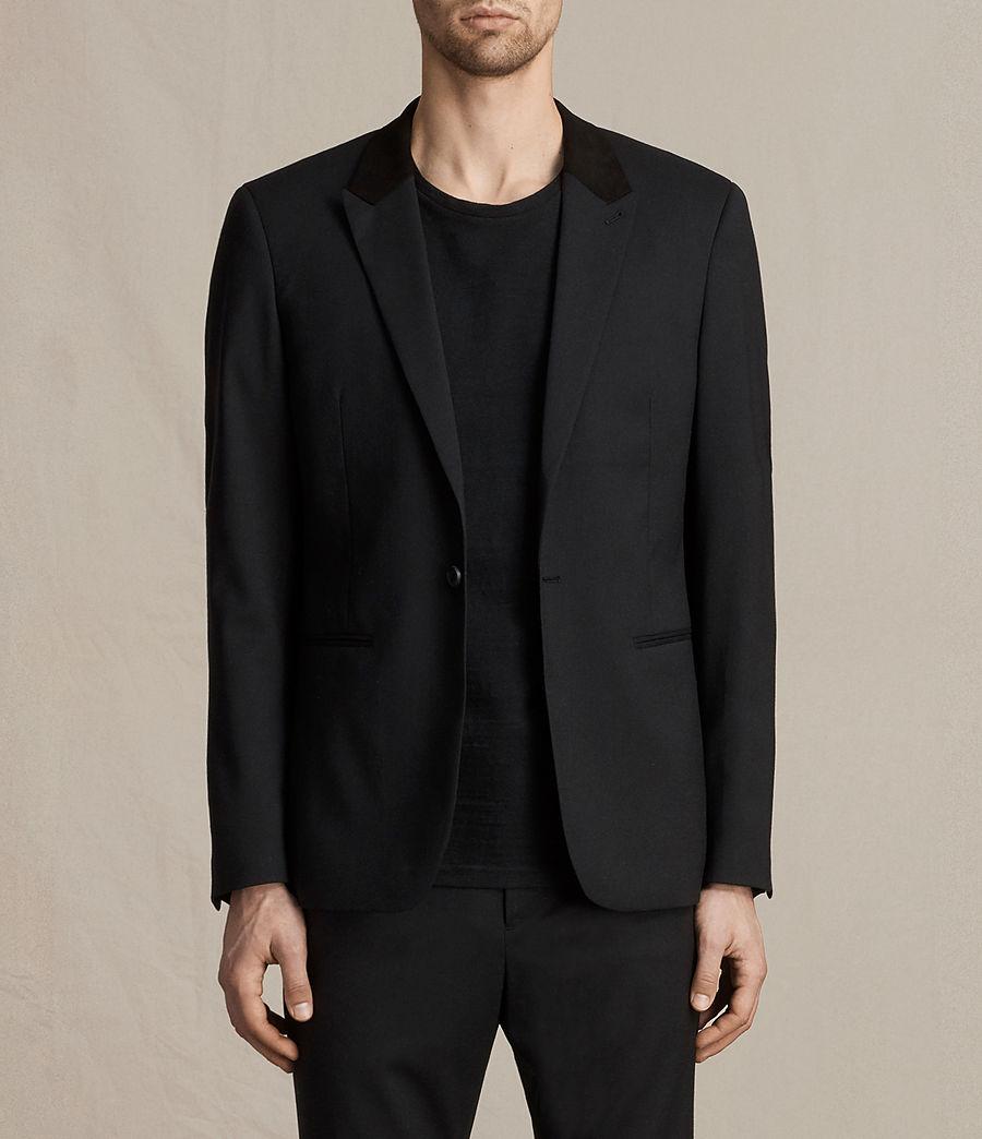 Hombres Blazer Mavis (black) - Image 1