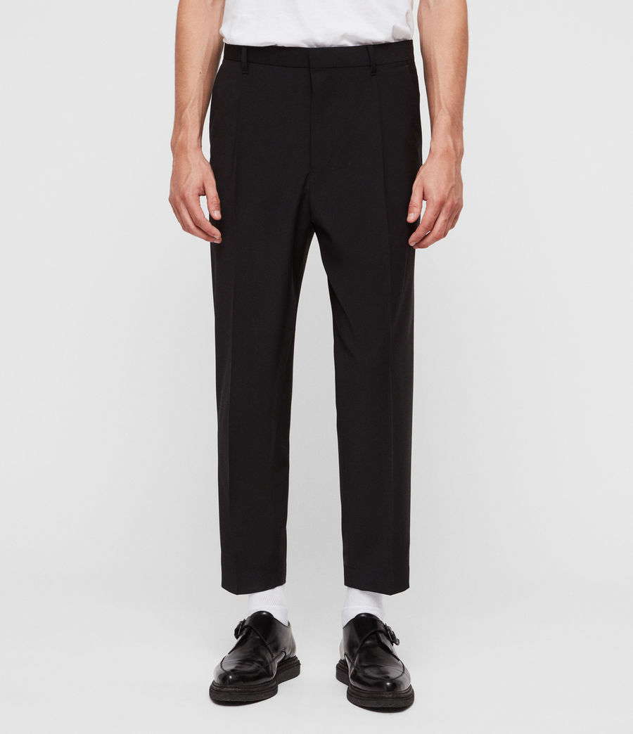 Men's Siris Trousers (black) - Image 1