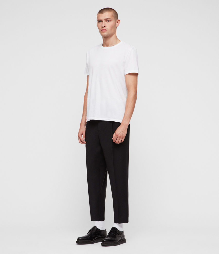 Men's Siris Trousers (black) - Image 4