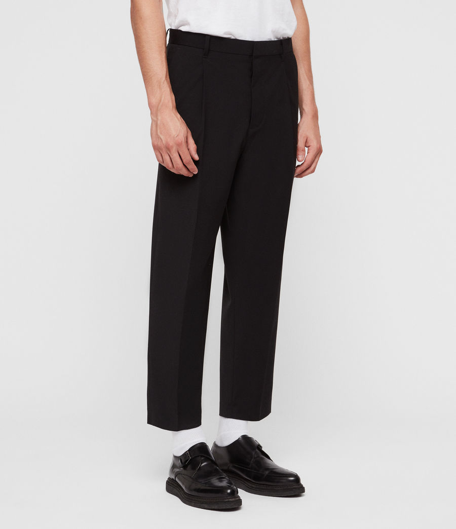 Men's Siris Trousers (black) - Image 5