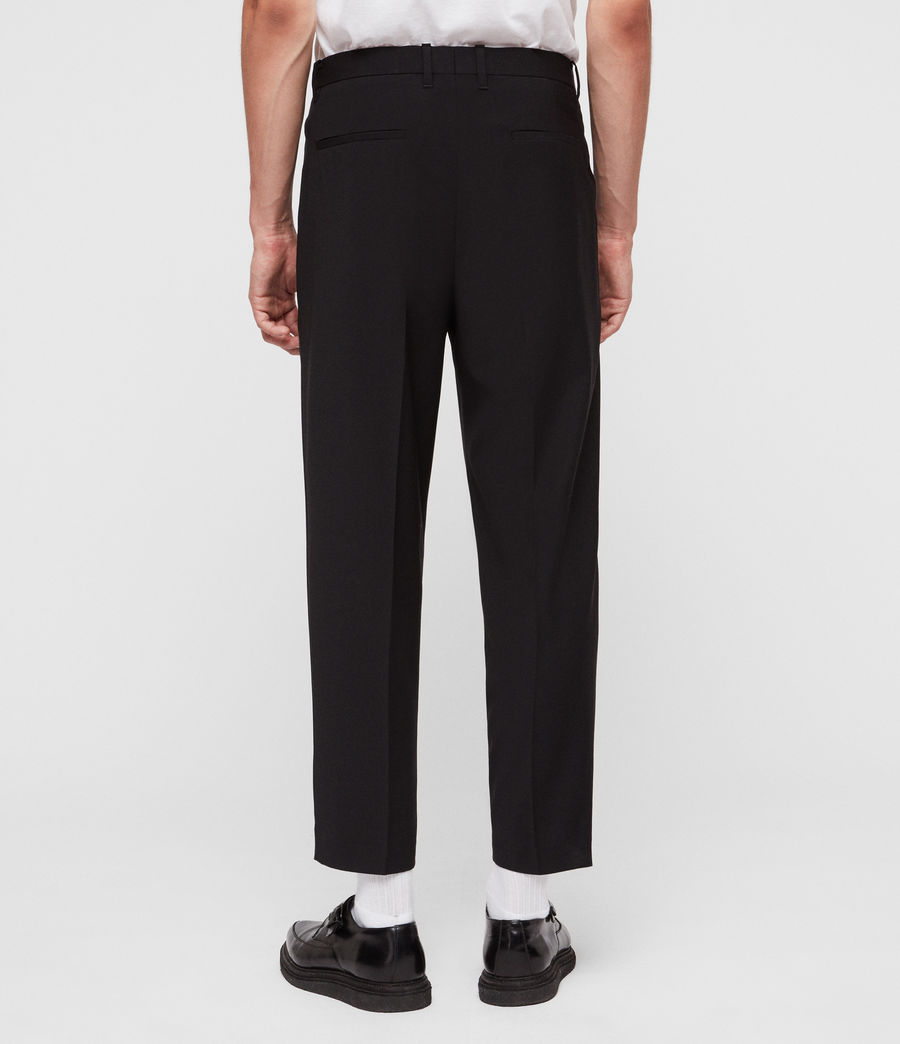 Men's Siris Trousers (black) - Image 6