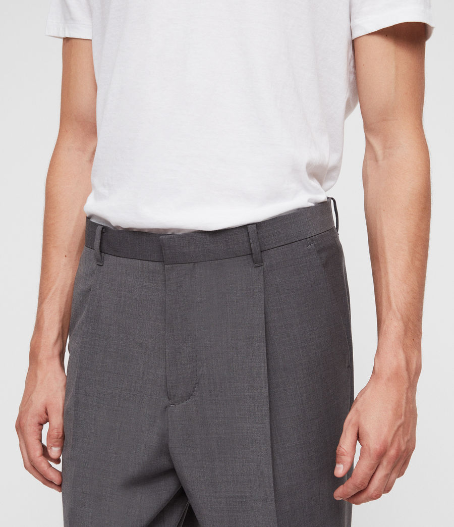 Men's Siris Trouser (grey) - Image 2