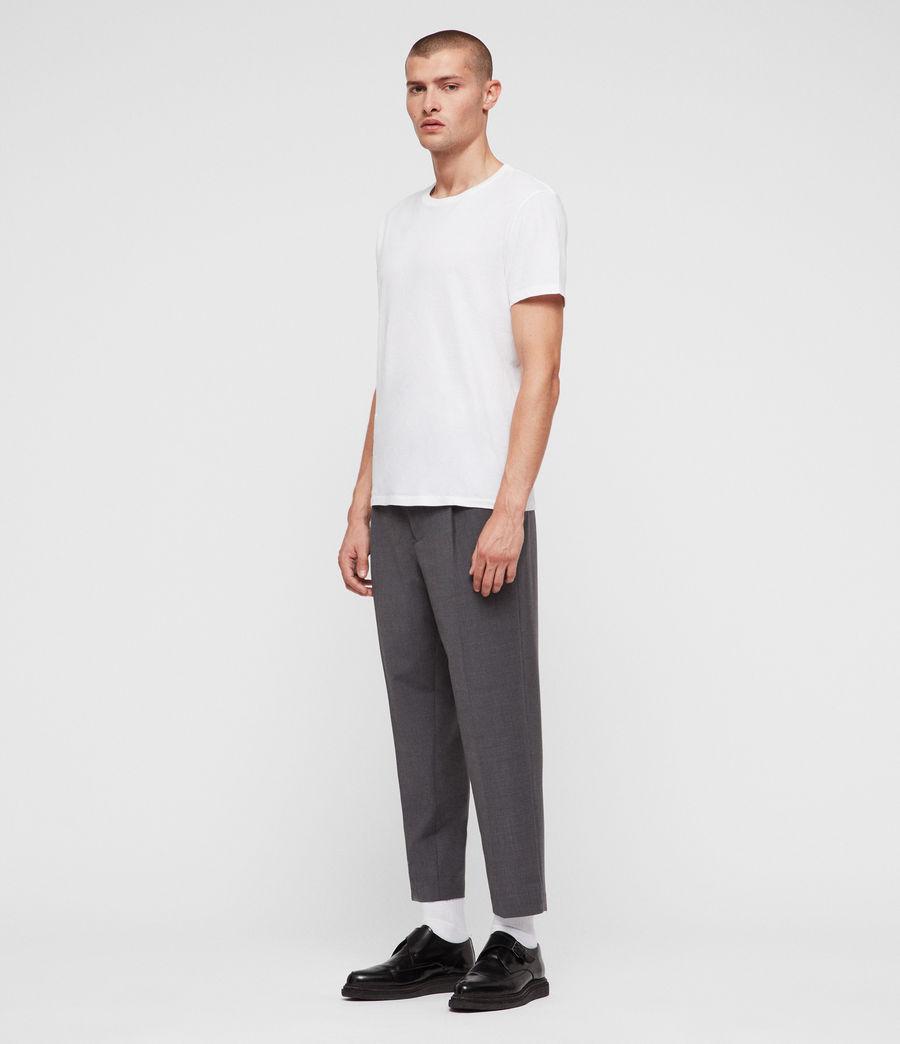 Hombres Pantalón Siris (grey) - Image 5