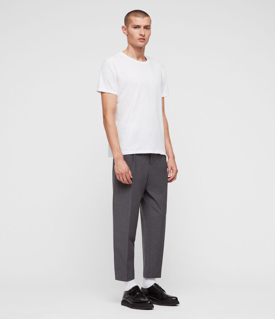 Hombres Pantalón Siris (grey) - Image 6