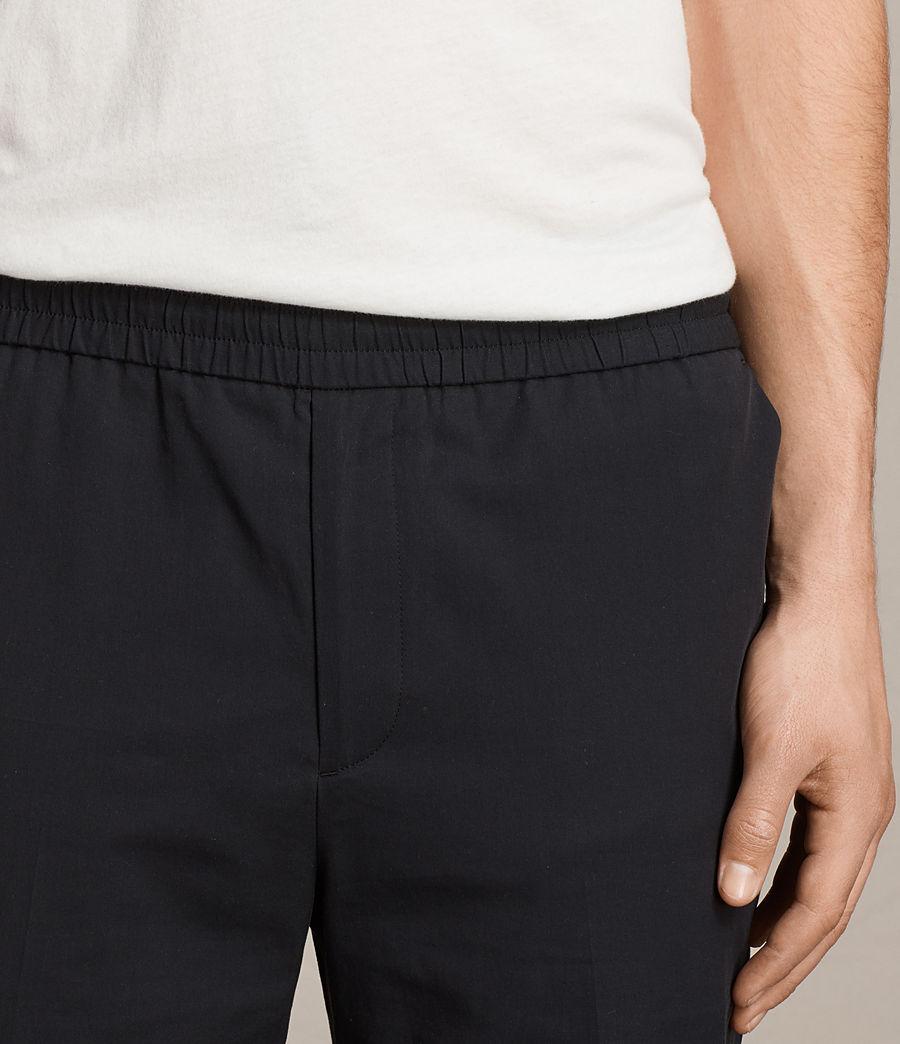 Hombres Pantalones Medley (black) - Image 2