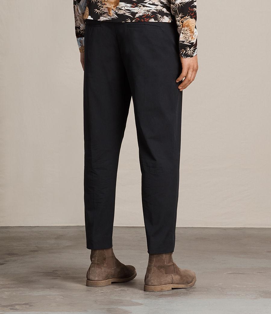 Hombres Pantalones Medley (black) - Image 4