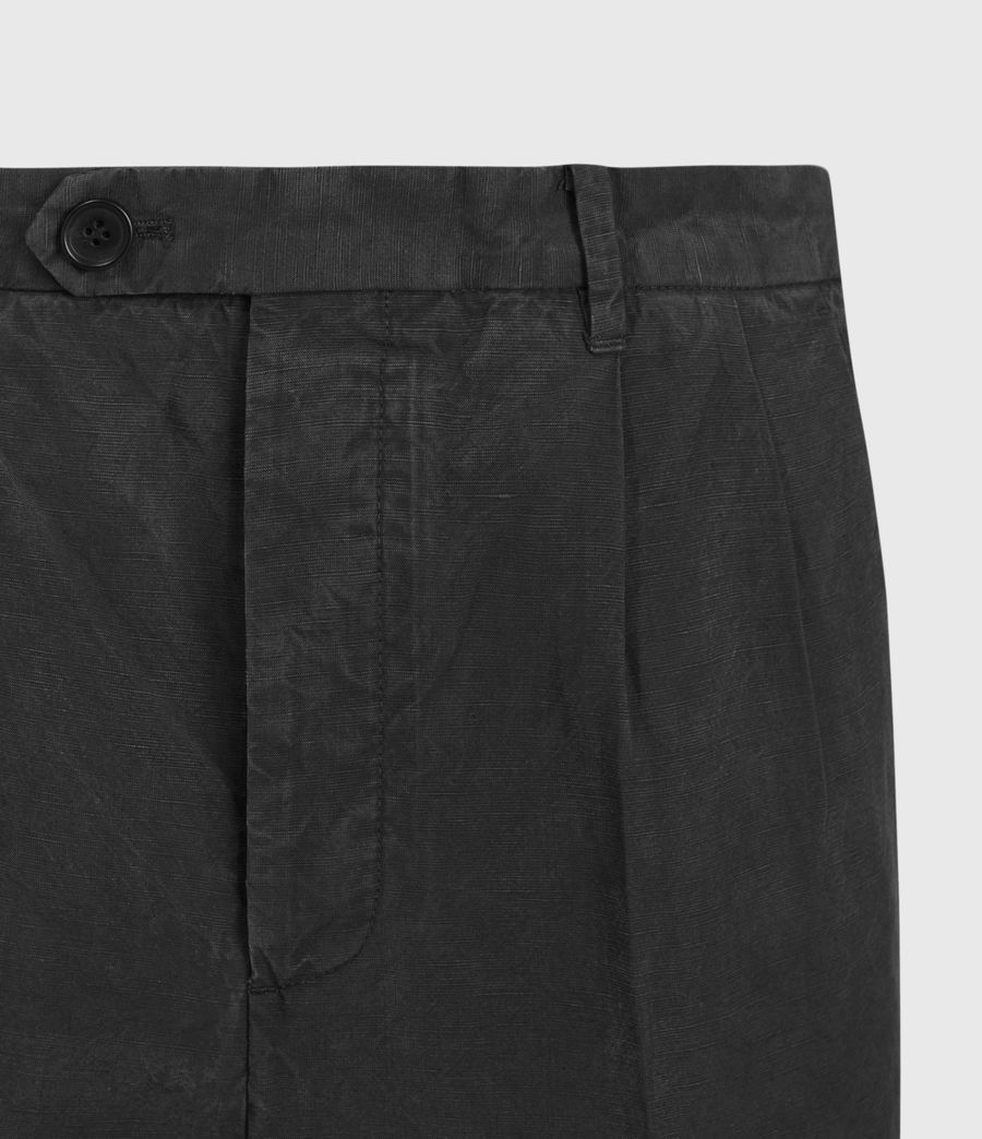 Hombres Vaga Slim Trousers (washed_black) - Image 3