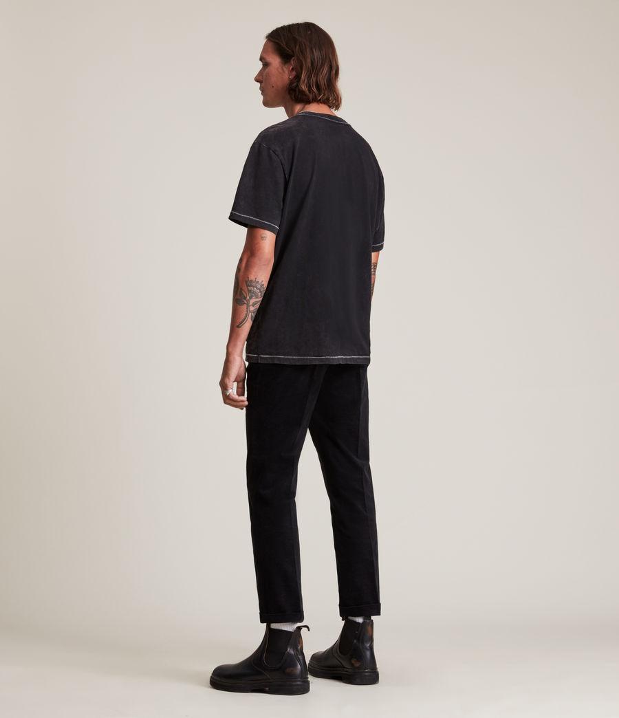 Mens Kiels Pants (black) - Image 4