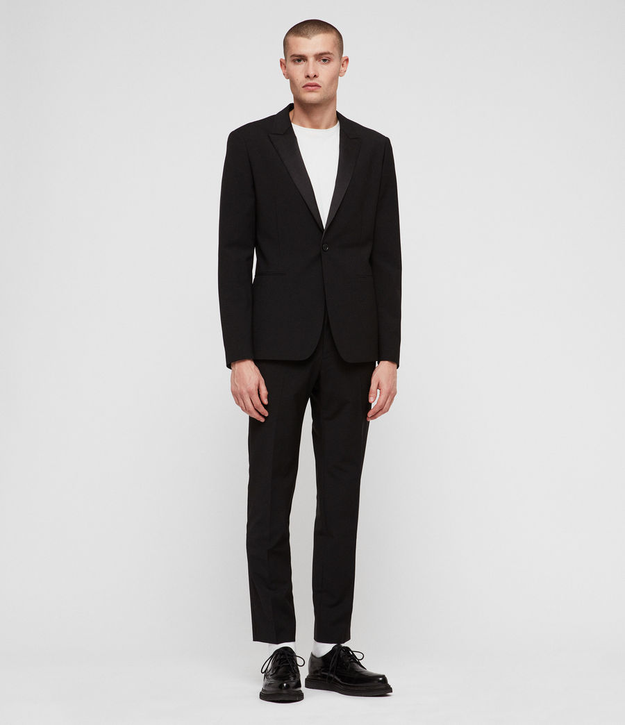 Men's Klint Trousers (black) - Image 3
