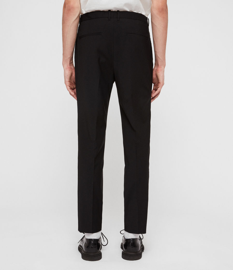 Men's Klint Trousers (black) - Image 5