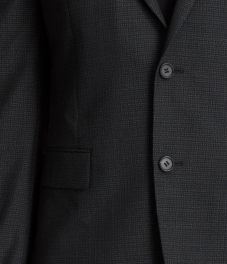 Mens Ikon Blazer (black) - Image 2