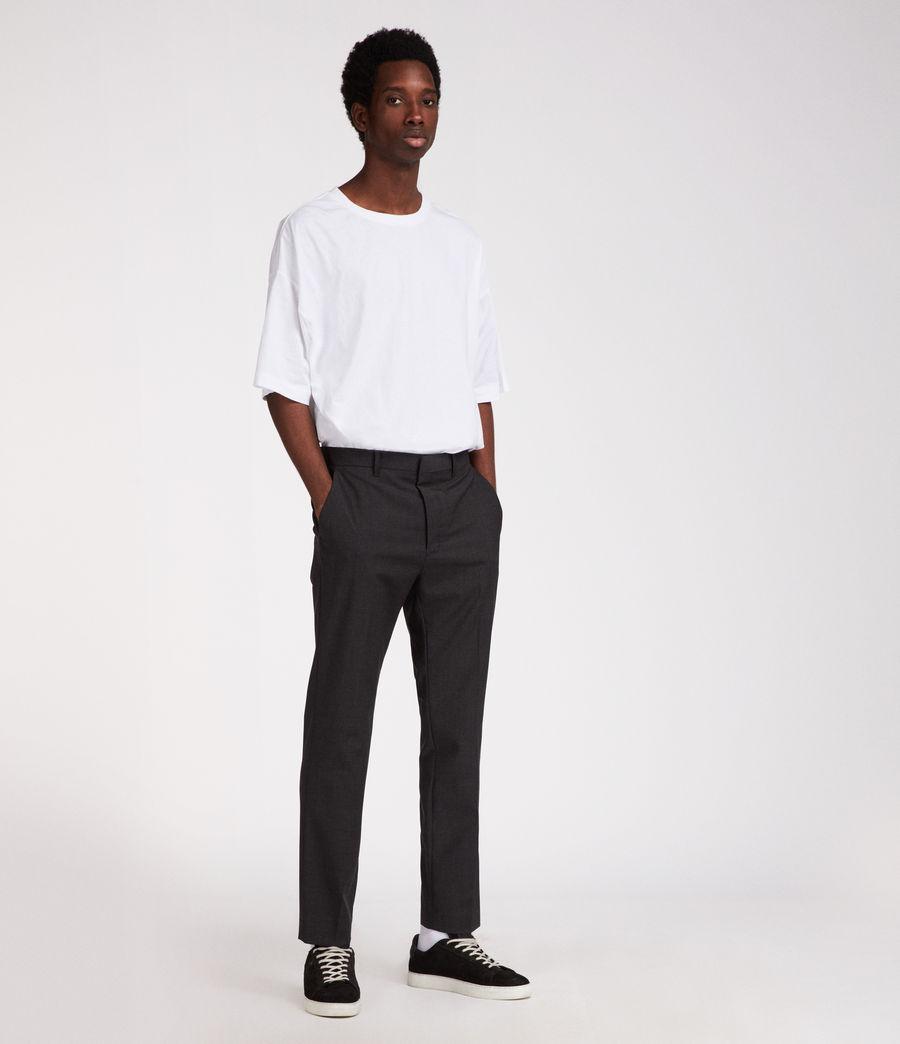 Men's Mera Trouser (charcoal_grey) - Image 1