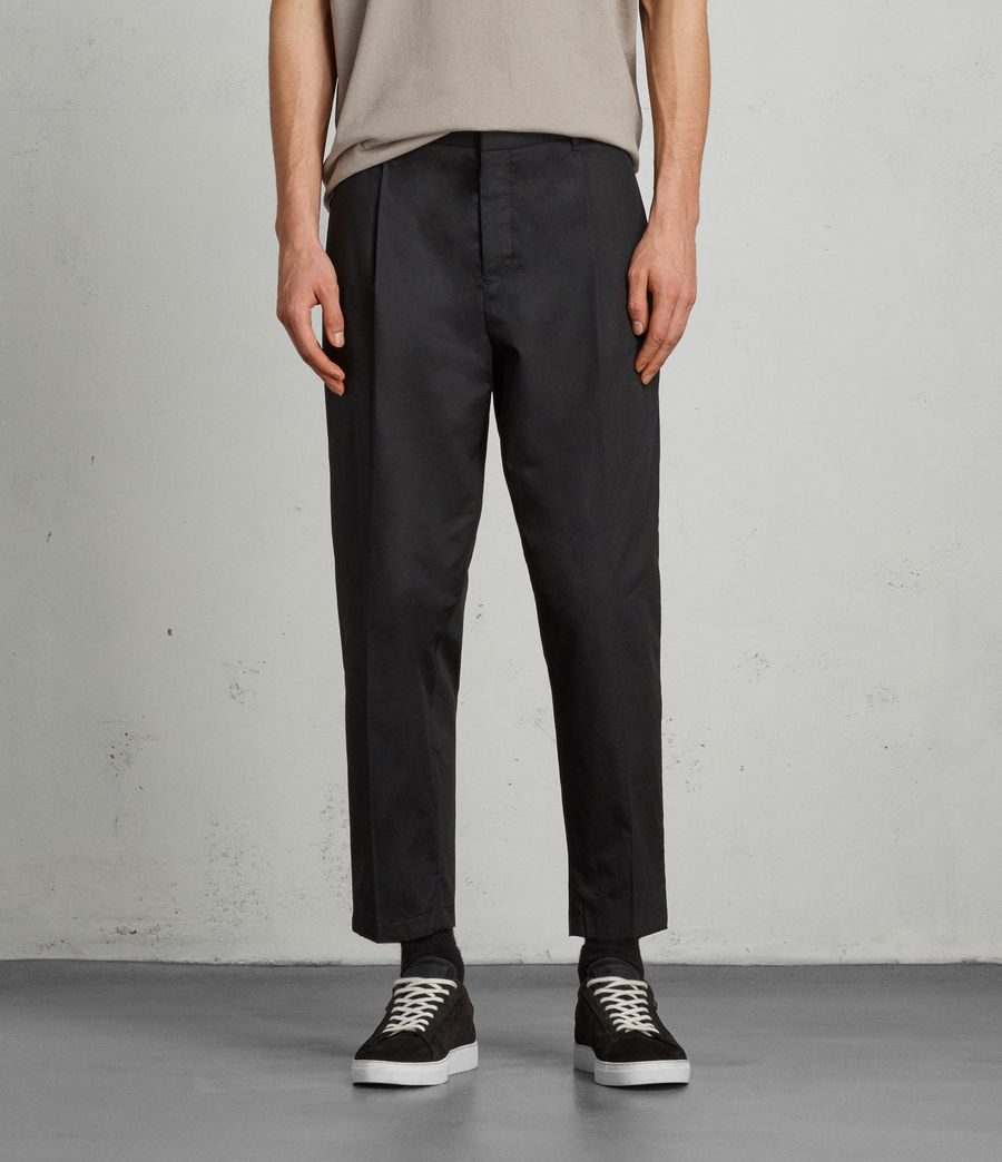 Men's Kobane Trouser (black) - Image 1