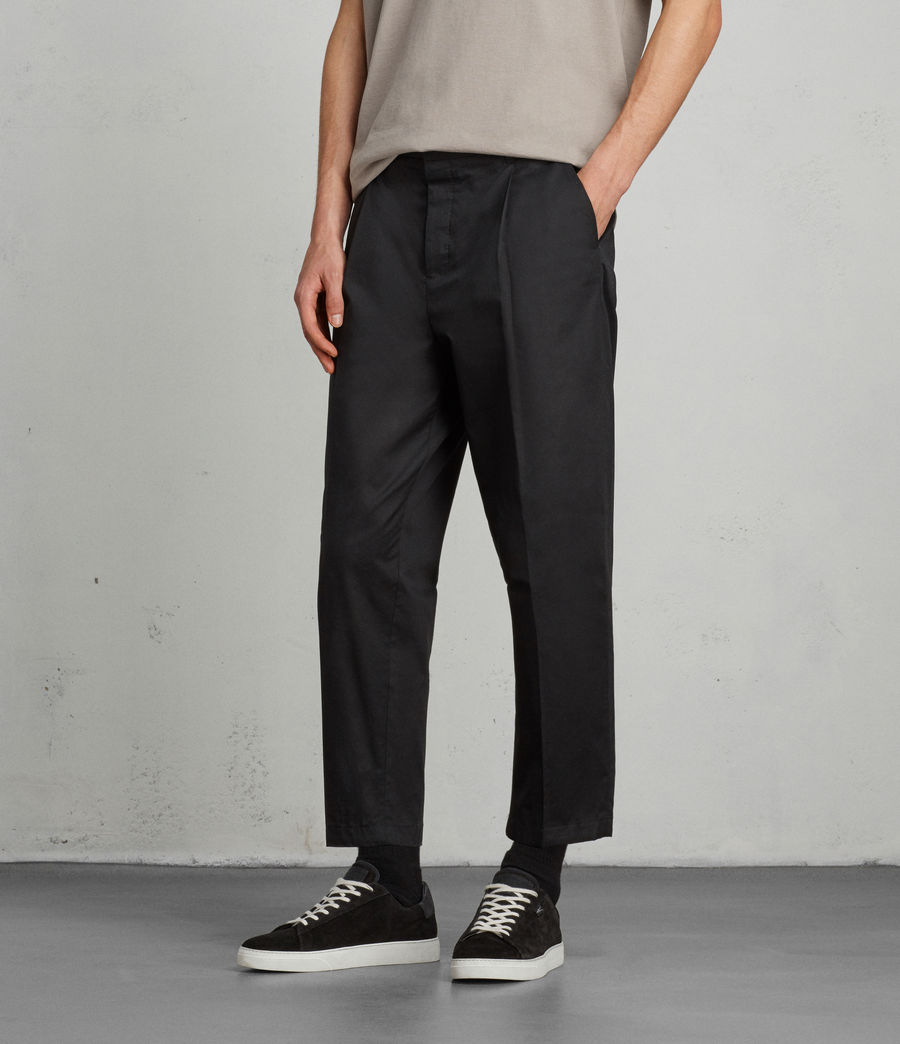 Men's Kobane Trouser (black) - Image 3