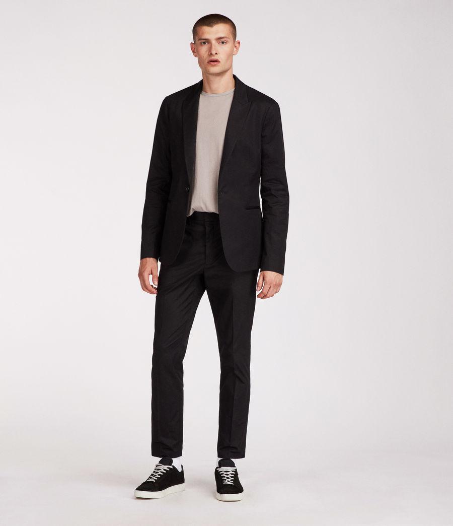 Men's Tuneche Blazer (black) - Image 2