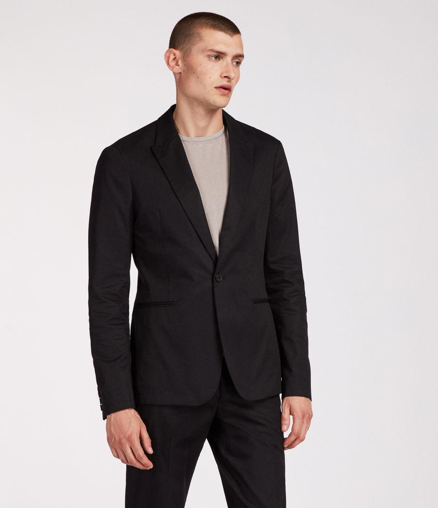 Men's Tuneche Blazer (black) - Image 3