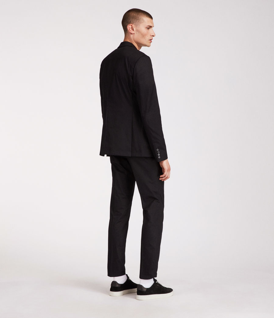 Men's Tuneche Blazer (black) - Image 4