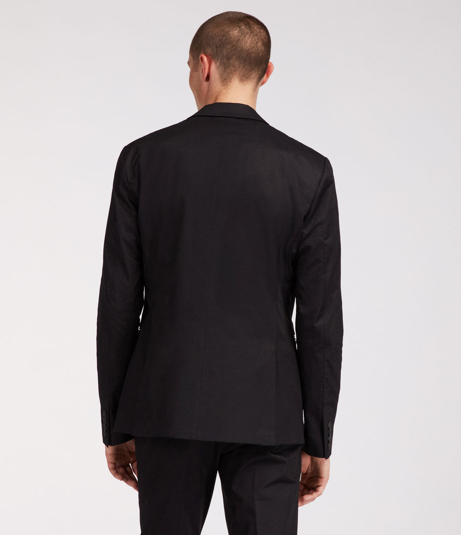 Men's Tuneche Blazer (black) - Image 5