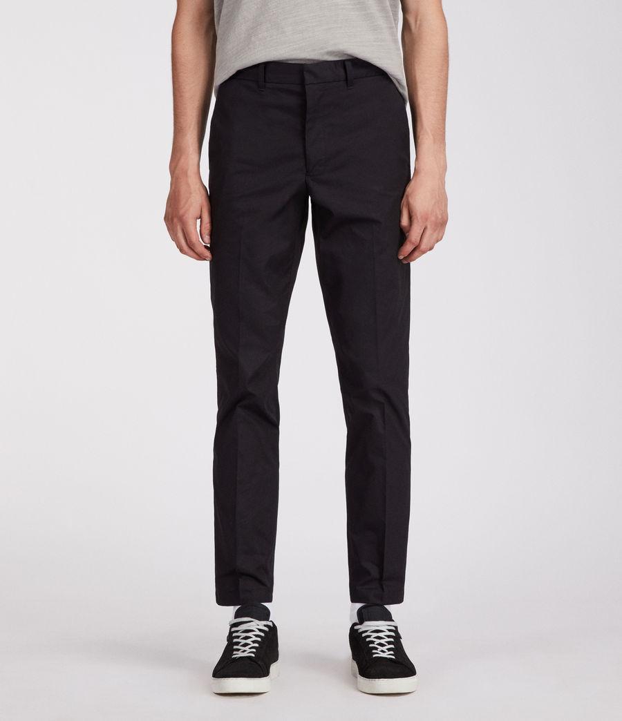 Men's Tuneche Trouser (black) - Image 1
