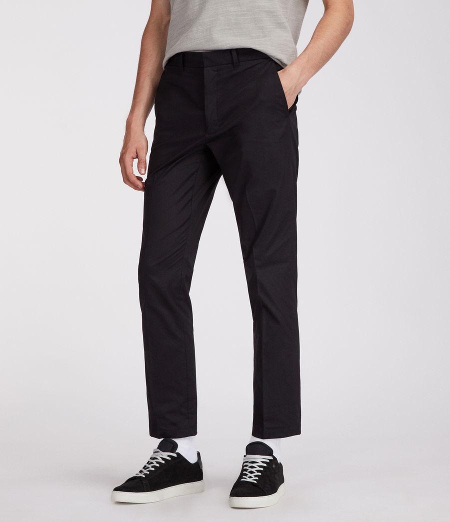 Men's Tuneche Trouser (black) - Image 2